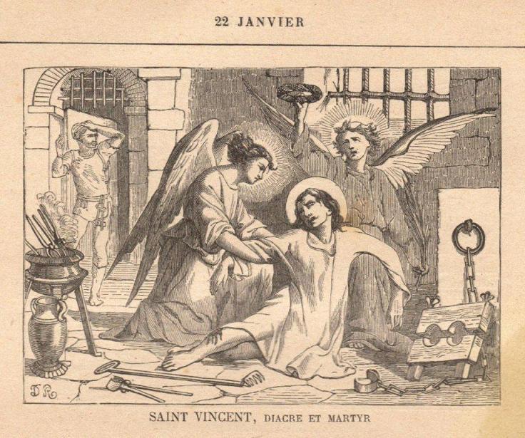 Saint Vincent  et saint Anastase, manrtyr. Sdj22j10