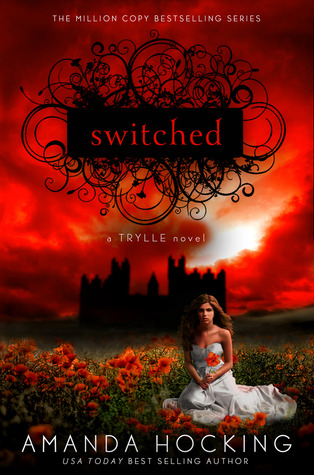 TRYLLE TRILOGY (Tome 1) SWITCHED d'Amanda Hocking 11457510