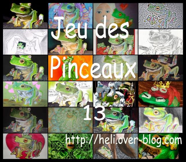 Jeu des Pinceaux 13 Mosaaq10