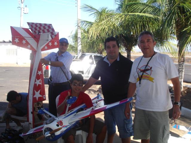 I Festival aéreo  de Crateus Crate116