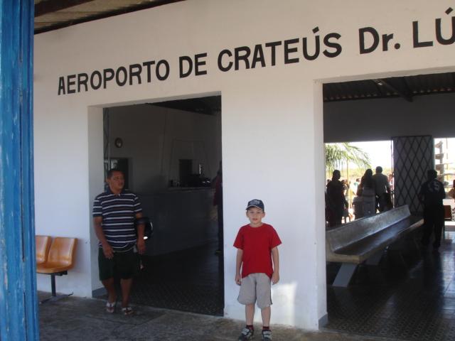 I Festival aéreo  de Crateus Crate147