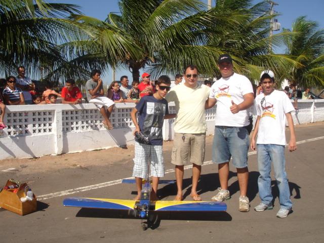 I Festival aéreo  de Crateus Crate156