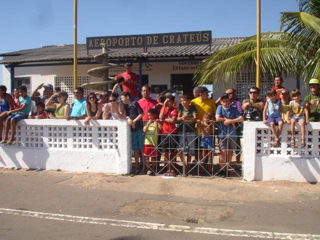 I Festival aéreo  de Crateus Crate157