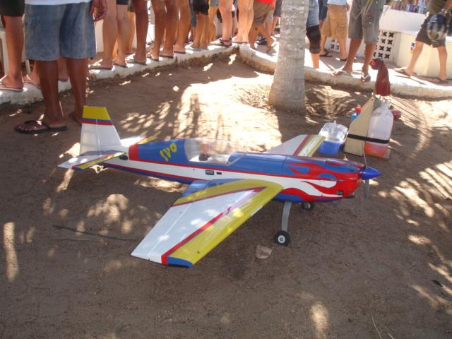 I Festival aéreo  de Crateus Crate167