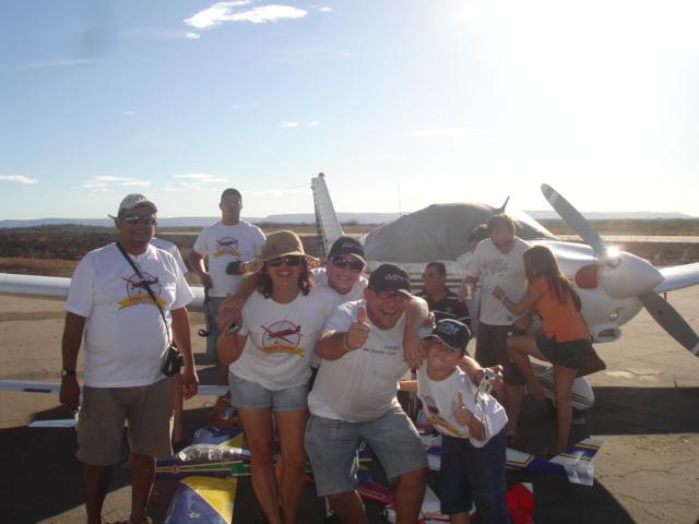 I Festival aéreo  de Crateus Crateu43