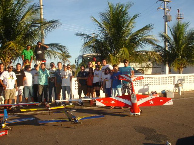 I Festival aéreo  de Crateus Crateu70