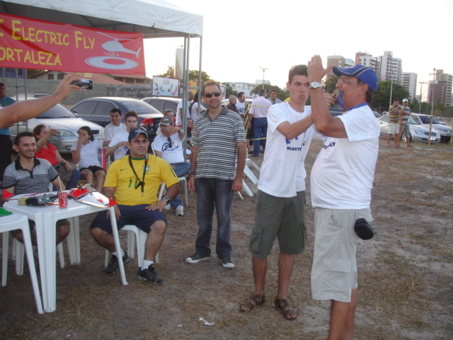 Cobertura do II Electric Fly Fortaleza Elect109
