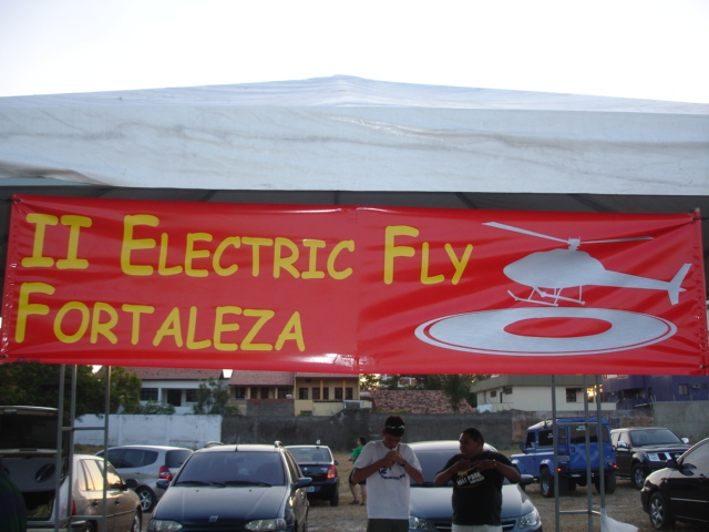 Cobertura do II Electric Fly Fortaleza Elect111