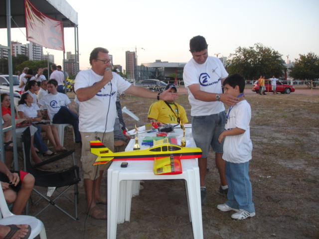 Cobertura do II Electric Fly Fortaleza Elect112