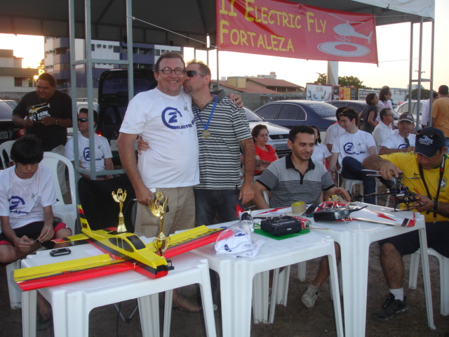 Cobertura do II Electric Fly Fortaleza Elect113