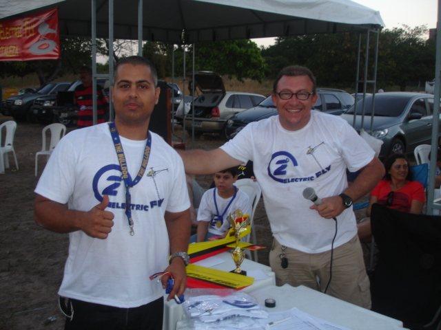 Cobertura do II Electric Fly Fortaleza Elect125