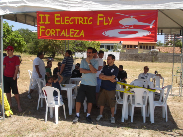 Cobertura do II Electric Fly Fortaleza Electr25
