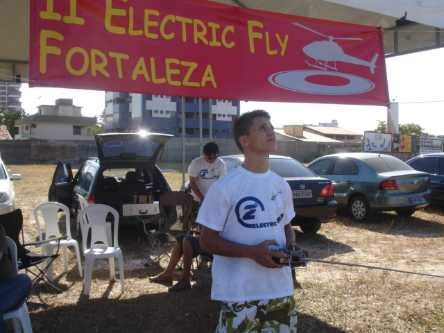 Cobertura do II Electric Fly Fortaleza Electr40