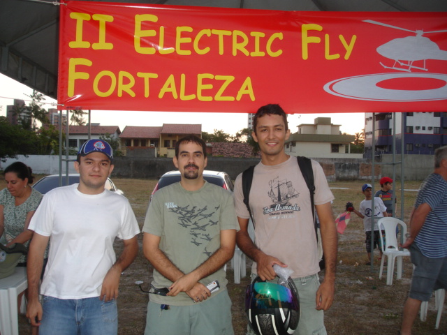 Cobertura do II Electric Fly Fortaleza Electr62