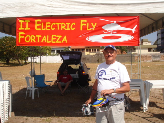 Cobertura do II Electric Fly Fortaleza Electr66