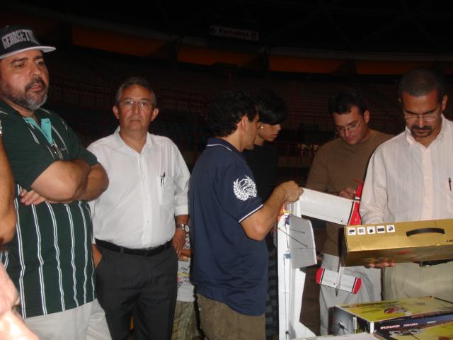 Ginasio Paulo Sarasare 15/07/2010  Gin15_36