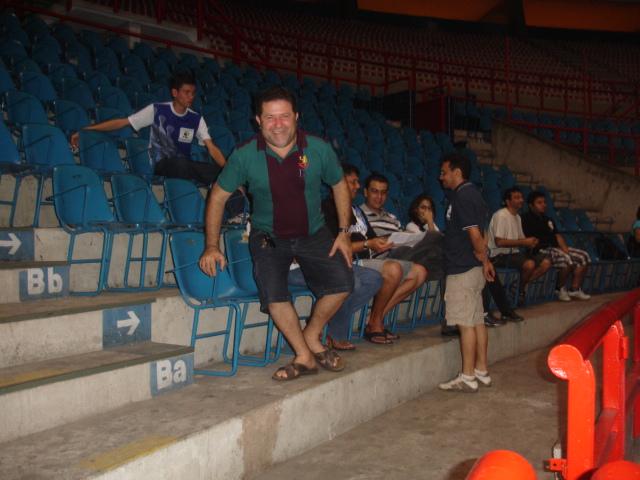 Ginasio Paulo Sarasate 10/08/2010  Ginas111