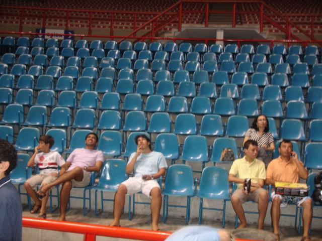 Ginasio Paulo Sarasare 28/07/2010 Ginasi55
