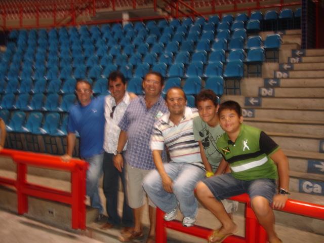 Ginasio Paulo Sarasare 28/07/2010 Ginasi57