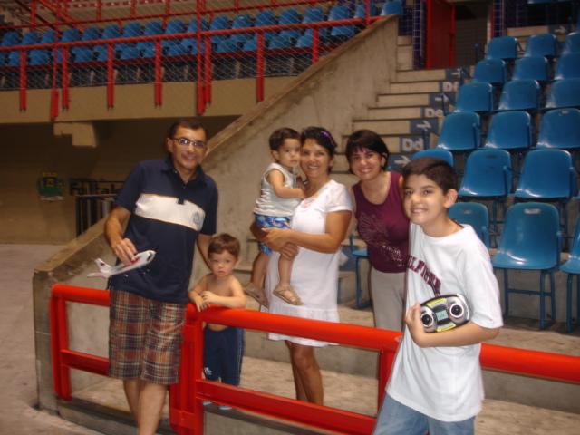 Ginasio Paulo Sarasare 28/07/2010 Ginasi58