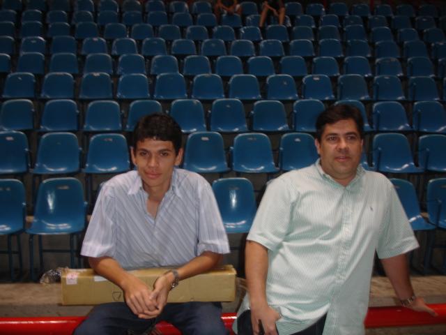 Ginasio Paulo Sarasare 28/07/2010 Ginasi59