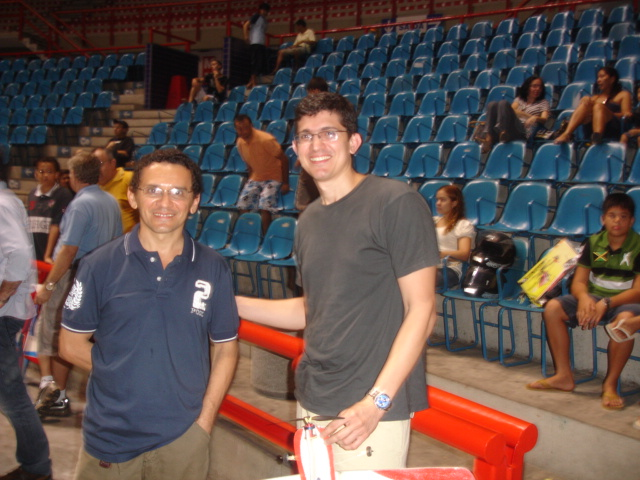 Ginasio Paulo Sarasare 28/07/2010 Ginasi67