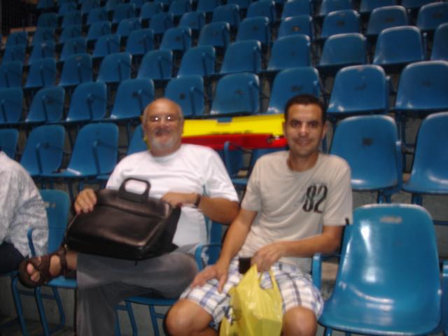 Ginasio Paulo Sarasare 28/07/2010 Ginasi70