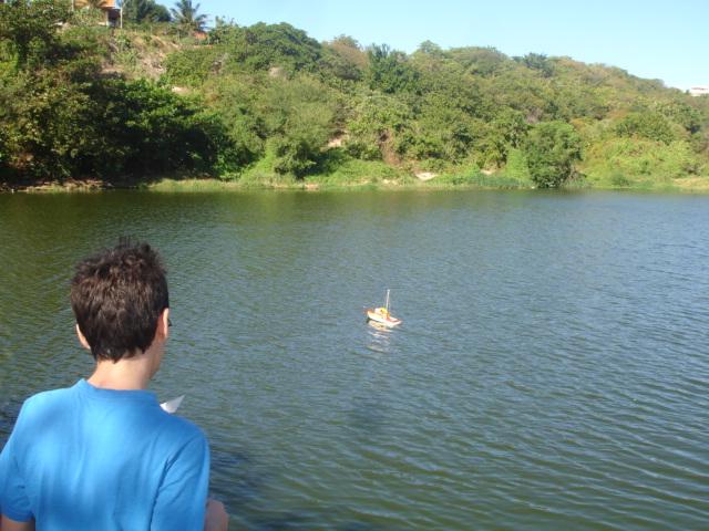 Uma tarde na lagoa do Papicu  Lagoa_13