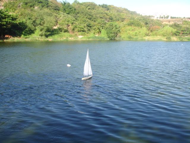 Uma tarde na lagoa do Papicu  Lagoa_24