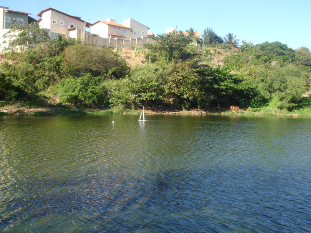 Uma tarde na lagoa do Papicu  Lagoa_25