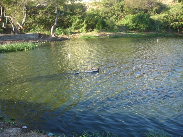 Uma tarde na lagoa do Papicu  Lagoa_33