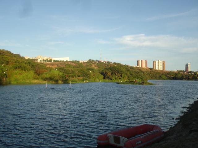 Uma tarde na lagoa do Papicu  Lagoa_38