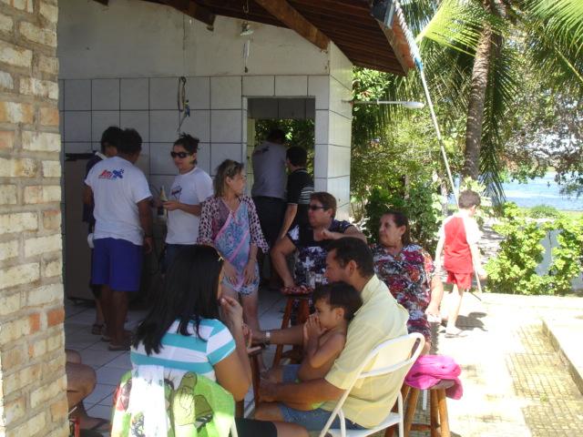 Domingão com churrasco do grupo de Nautimodelismo de fortaleza Sitio_21