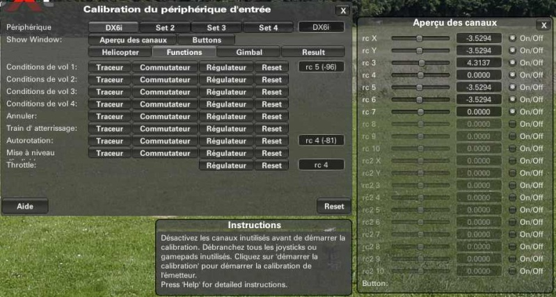 reglages - Simulateur et mac 003_fo11