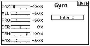 gyro - GYRO - Programmation de la radio DX6 V2 2_ecra10