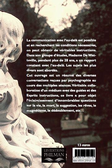 """(PDF) """"Ceux qui nous Quittent"""" par le médium Mme Watteville Krell Image_10"""