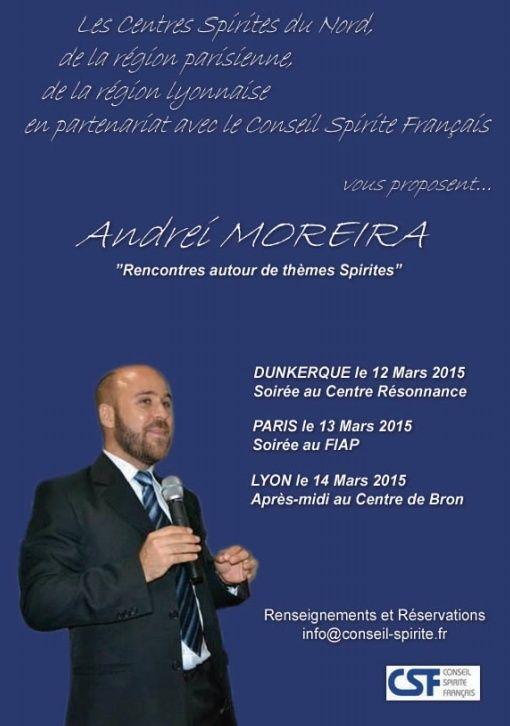 Conférence d'Andrei Moreira du 13 Mars 2015 à Paris (Rencontres autour de thèmes Spirites) Moreir10