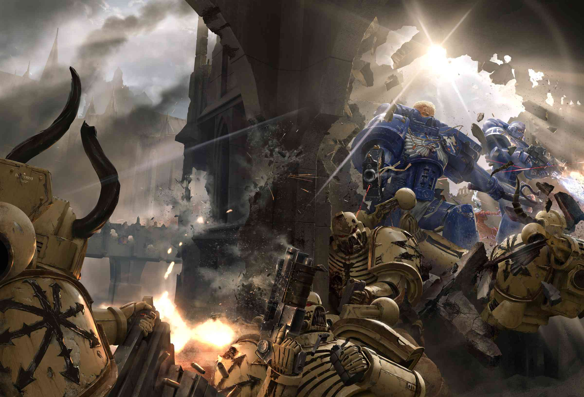 [W40K] Collection d'images : Warhammer 40K divers et inclassables - Page 2 21e32c10