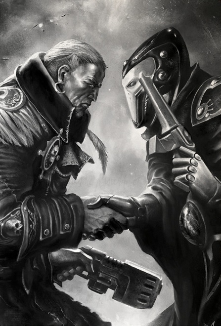 [W40K] Collection d'images : Warhammer 40K divers et inclassables - Page 2 Fe73bf10