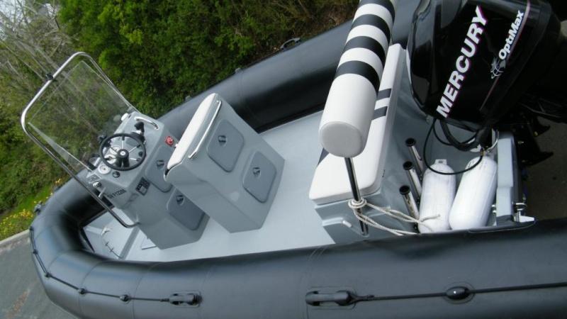 Essai du Centaure 620XL avec Seigneur et Fredo des barges du 44 14033410