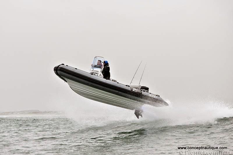 Essai du Centaure 620XL avec Seigneur et Fredo des barges du 44 _3xs2110