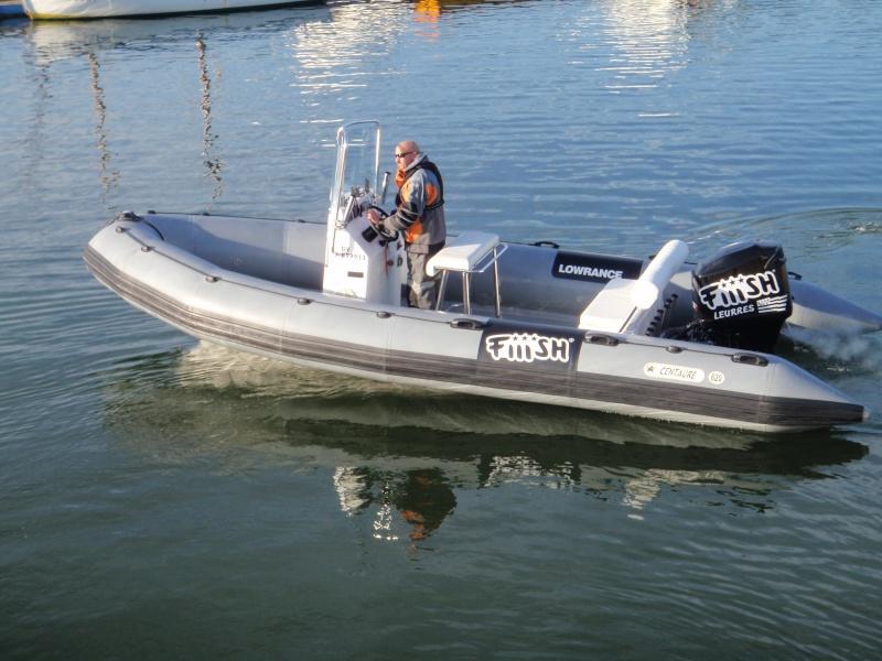 Essai du Centaure 620XL avec Seigneur et Fredo des barges du 44 Pb290116