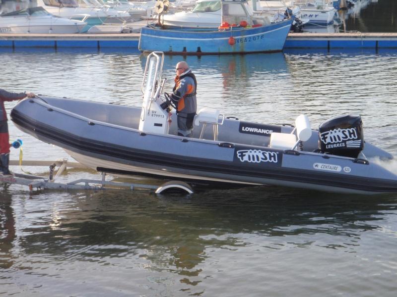 Essai du Centaure 620XL avec Seigneur et Fredo des barges du 44 Pb290118