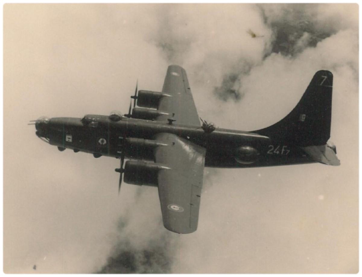[Les anciens avions de l'aéro] Consolidated PB4Y-2 Privateer 046