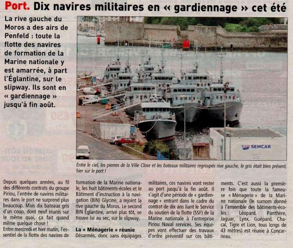 [Vie des ports] LE PORT DE CONCARNEAU - Volume 005 - Page 3 067