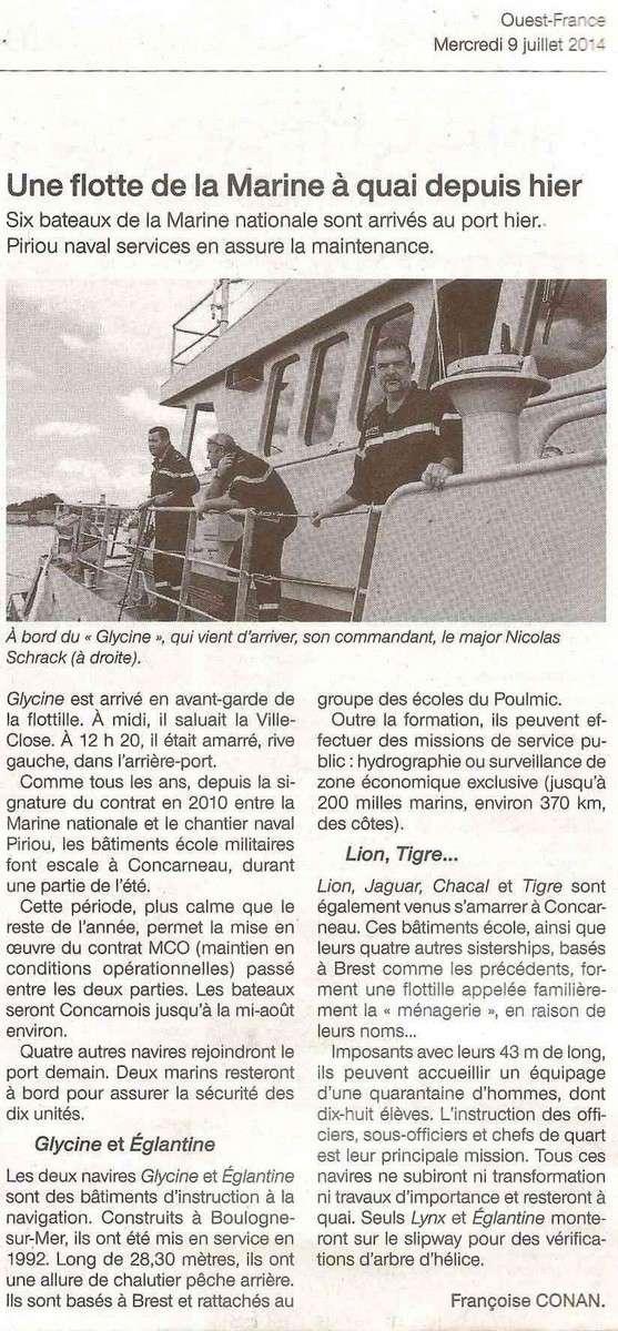 [Vie des ports] LE PORT DE CONCARNEAU - Volume 005 - Page 39 084