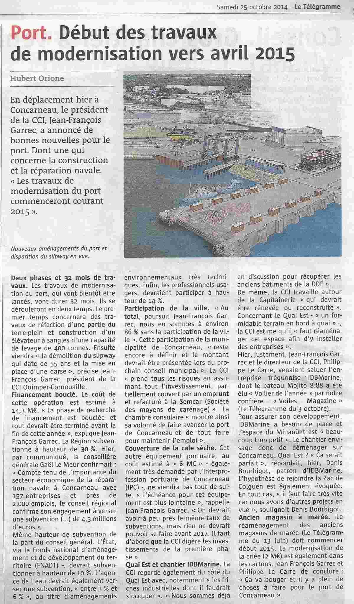 [Vie des ports] LE PORT DE CONCARNEAU - Volume 006 - Page 3 1122