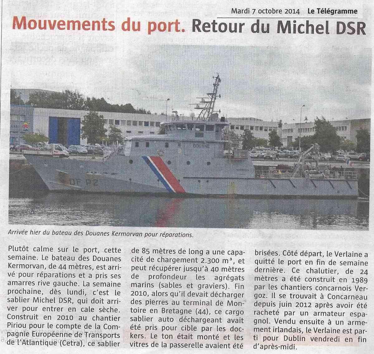 [Vie des ports] LE PORT DE CONCARNEAU - Volume 006 - Page 3 1128