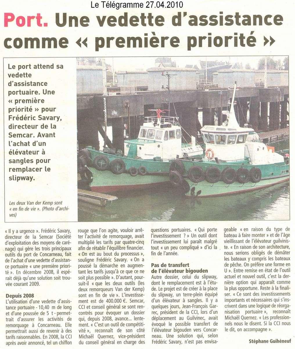 LE PORT DE CONCARNEAU - Volume 003 - Page 34 11357
