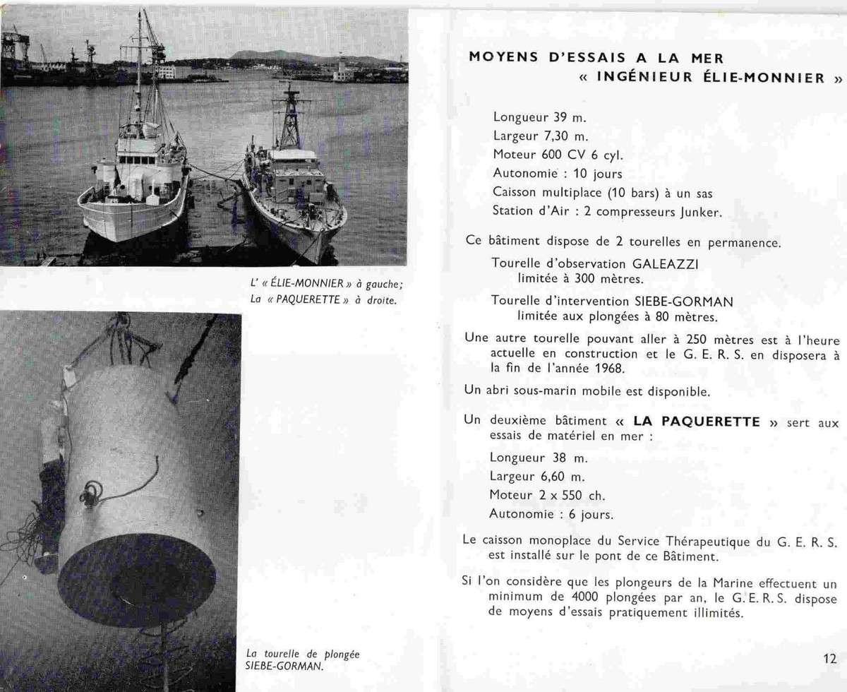 [Plongeurs démineurs] GISMER (Groupe d'Intervention Sous la Mer) - Page 4 11362